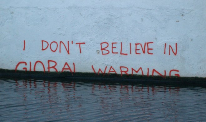Banksy climate change
