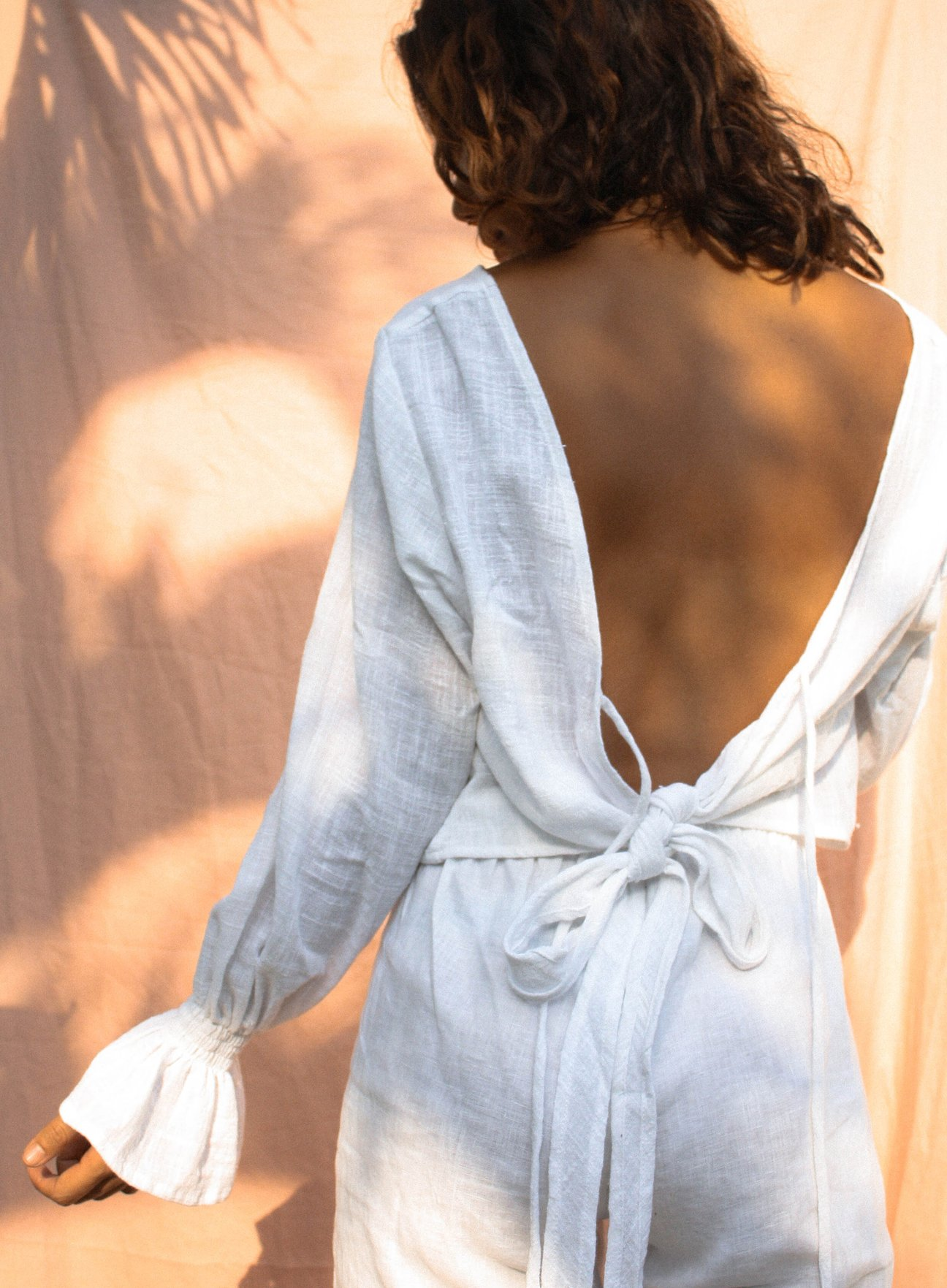 ethical linen clothes