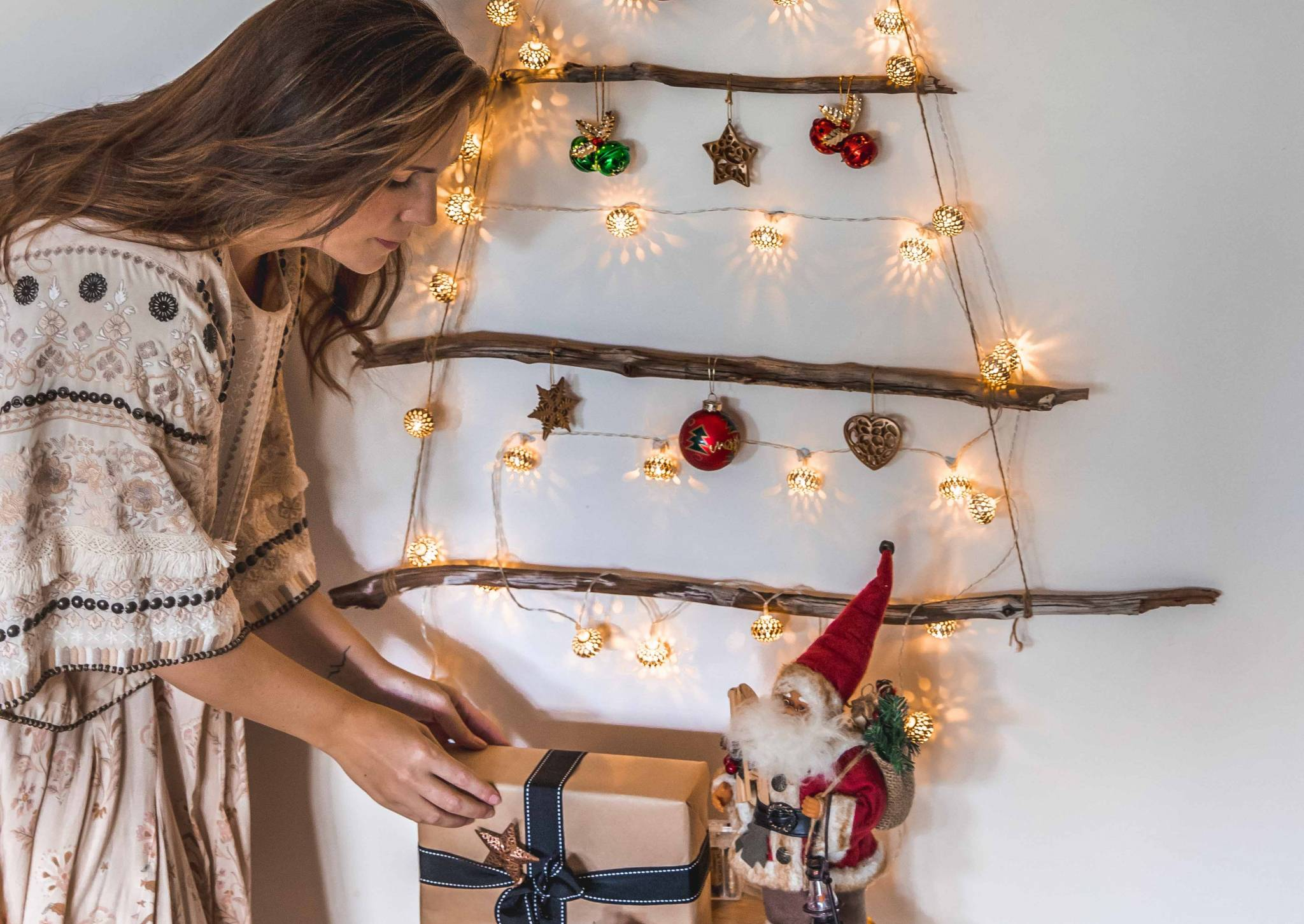 eco-friendly DIY Christmas Tree