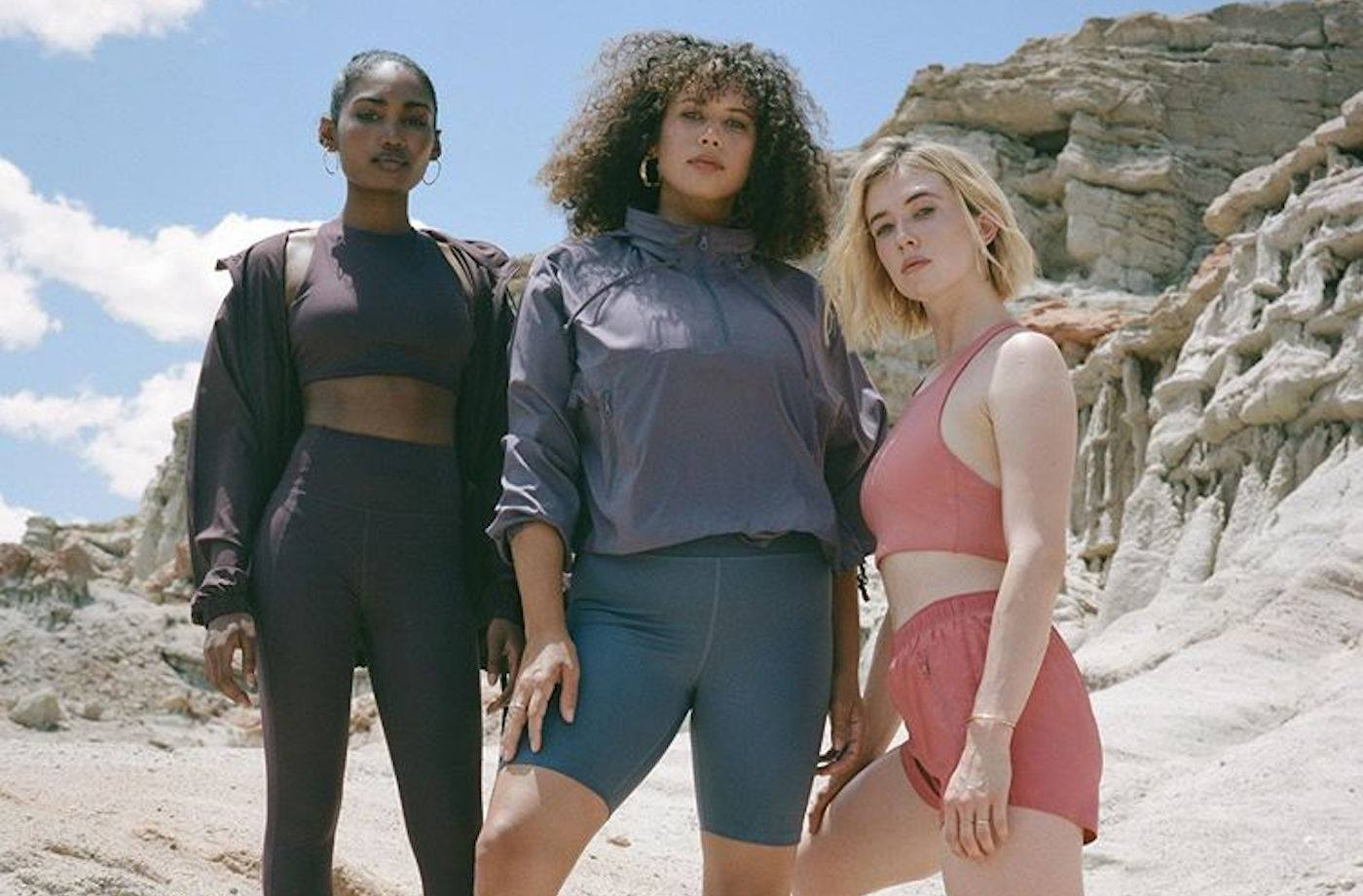 Girlfriend Collective ethical sustainable activewear