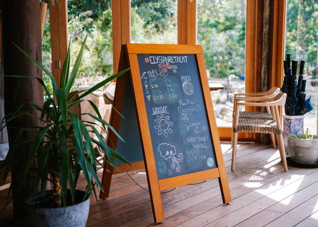 Elysian eco retreat Whitsundays